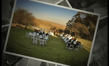 Wedding dam