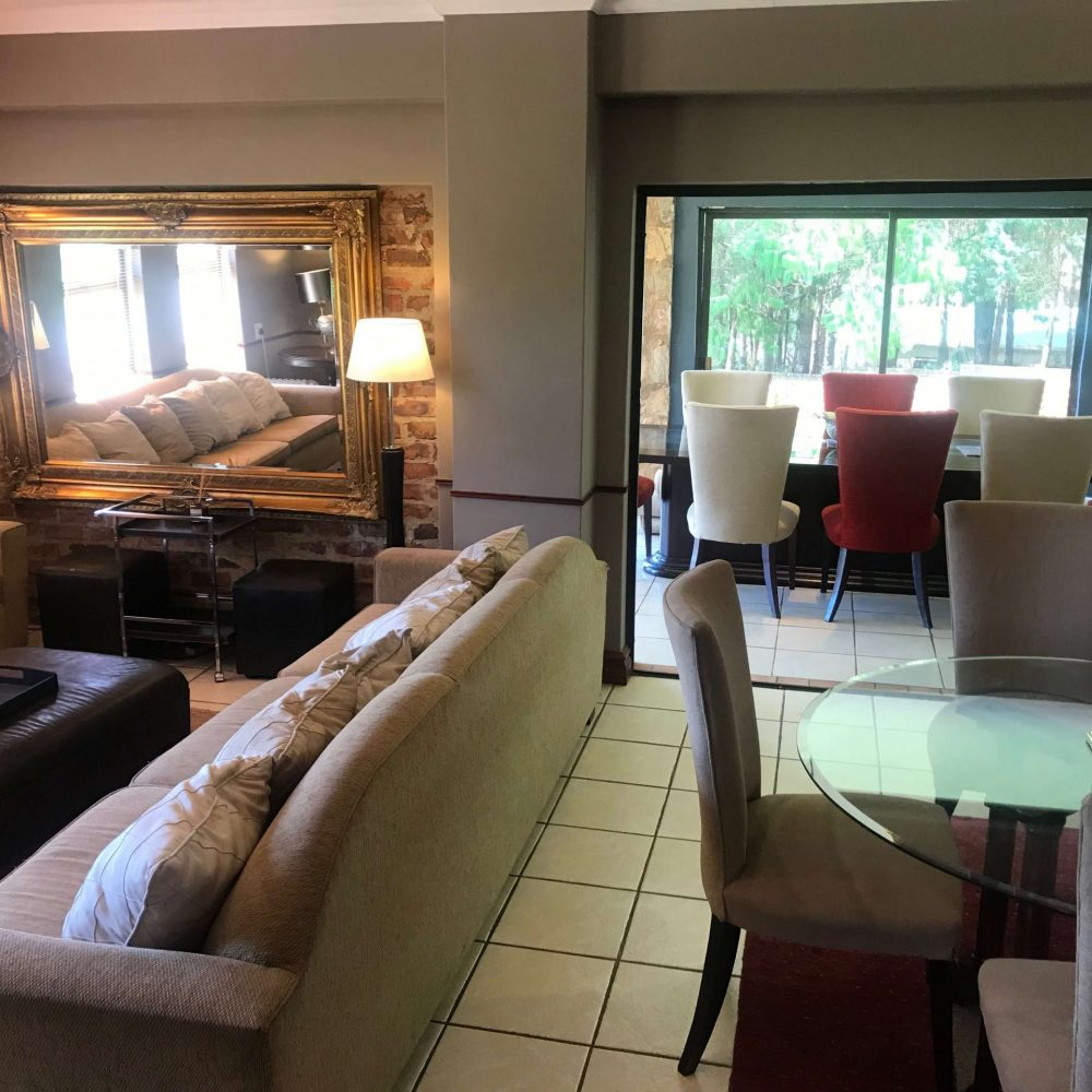 Self cater living areas